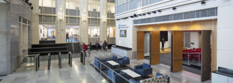 Photo of Library & IHS Lobby